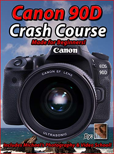 Maven Training Tutorial for Canon 90D - USB Not DVD - over 7 hours of lessons learning your Canon 90 D fast!