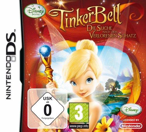 DS Tinkerbell und die Suche nach dem verlorenen Schatz by Disney