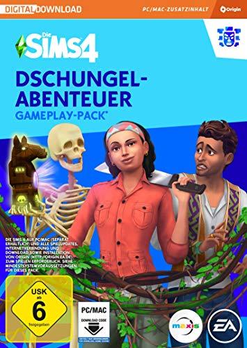 Die Sims 4 - Dschungel Abenteuer (GP 6) DLC [PC Download - Origin Code]