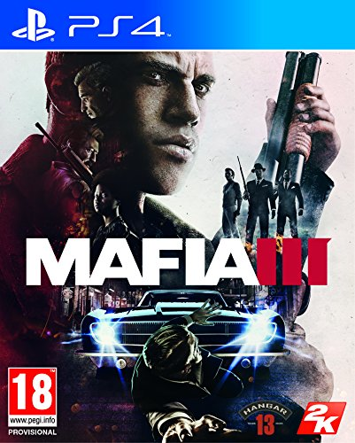 2K Ps4 Mafia Iii (Includes Family Kick-Back) (Eu)