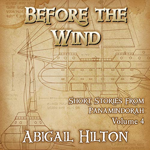 Couverture de Before the Wind