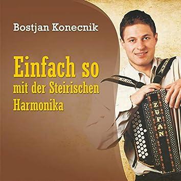 Einfach so mit der Steirischen Harmonika