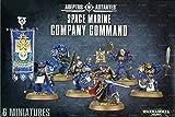 Games Workshop Warhammer 40k: Space Marine Company Command