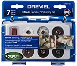 Dremel EZ684-01 EZ Lock Sanding And Polishing Kit