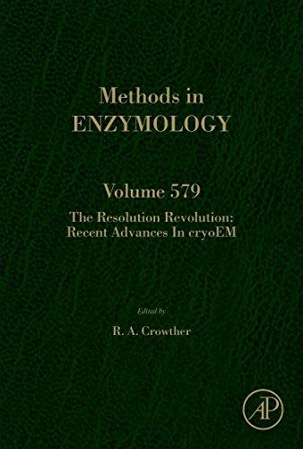 The Resolution Revolution: Recent Advances In cryoEM (Volume 579) (Methods in Enzymology, Volume 579)