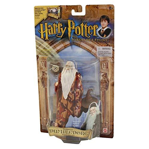Harry Potter And The Scorcerer's Stone Headmaster Dumbledore 15cm Action Figure (Philosopher's Stone)