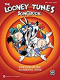 The Looney Tunes Songbook: Merrie Melodies and Themes from Warner Brothers Cartoons (Piano/Vocal/Guitar) by Staff, Alfred Publishing (2010) Sheet music