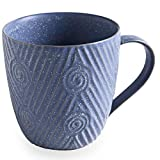 ☕【Big Capacity Fills Your Need Perfectly】At 18 ounce, this mug has a perfect size to meet your needs for office and home. They're large enough to house plenty of coffee, tea, milk, hot chocolate or any other drink you like. It still leaves room for t...
