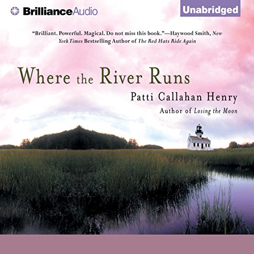 Where the River Runs audiobook cover art