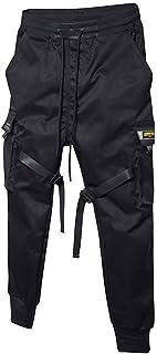 Xmiral Uomo Pantaloni Cargo Casual Pantaloni Militari con Tasche Laterali Pantaloni da Lavoro