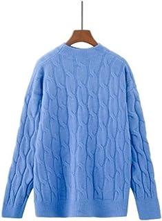 [CAIXINGYI]セーター女性2018新しいラウンドネック慵怠惰な風のフード緩いセーター秋と冬のツイーターのセーター