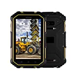 Rugged Android Tablet, 7' IP67 Water Resistant Ruggedized Tablet with Octa-Core CPU,Android 9.0, 4GB RAM,64GB Storage, Wi-Fi, 13 Mega Camera,Waterproof Tablet for Enterprise Mobile Field Work
