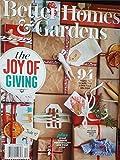 BETTER HOMES & GARDEN Magazine December 2020