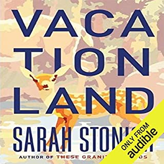 Vacationland audiobook cover art