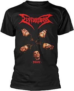 Pieces' (Black) T-Shirt