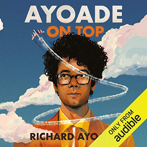 Page de couverture de Ayoade on Top