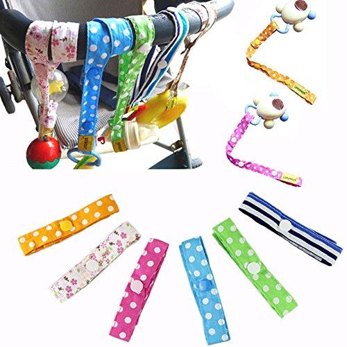 Giocattolo imbragatura Saver Sitter clip con pulsante anti perso passeggino cinghie accessori Toy Baby cute cinghie per passeggino da Hinmay