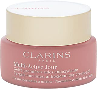 Clarins Multi-Active Day Early Wrinkle Correction Cream-Gel (Normal to Combination Skin), 1.7 OZ (50 ml)