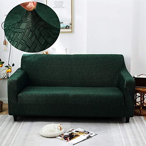 kengbi Fácil de Instalar y cómodo Cubierta de sofá. Cubierta de sofá, patrón Cruzado Cubierta de sofá Elástico Sofá Fundas para la Sala de Estar Cubierta de sofá Sofa Sofa SOFACOVERS