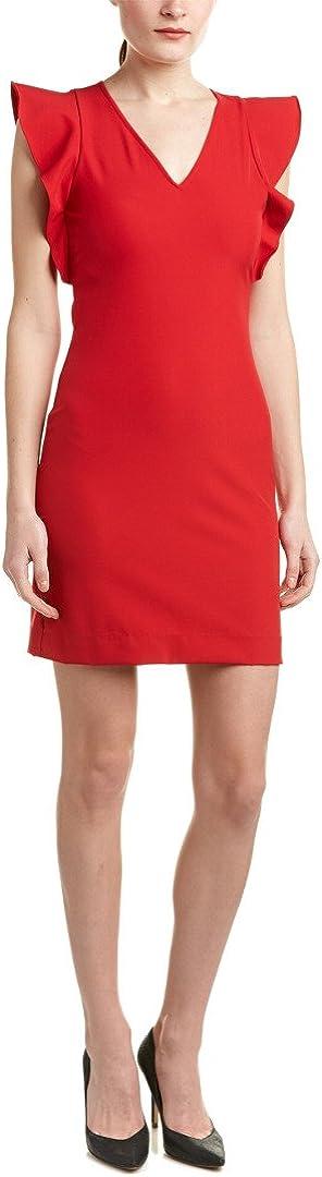 Yoana Baraschi Women's True Love Double Ruffle Shaper Dress