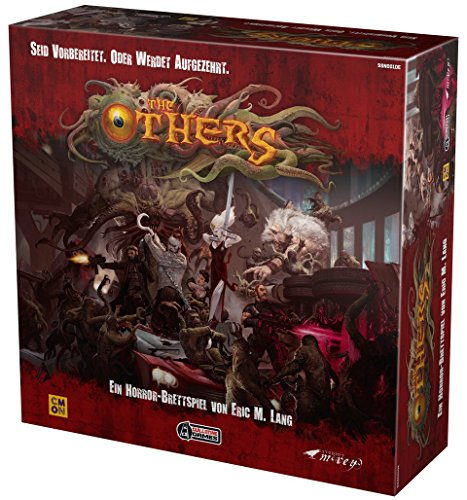 Cool Mini or Not CMN0027 - The Others, Brettspiel