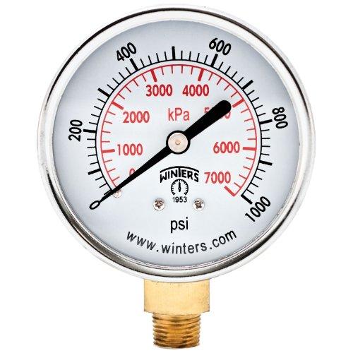 1000 psi gauge - 8