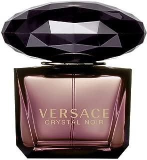 VERSACE Crystal Noir Eau De Parfum Spray for Women, 3 Ounce