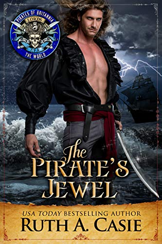 The Pirate's Jewel: Pirates of Britannia Connected World (English Edition)