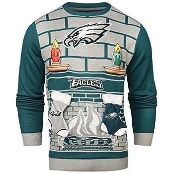 NFL Philadelphia Eagles 3D Ugly Sweater Large