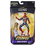 Marvel Classic - Legends Series Avengers: Infinity War 6-Inch Iron Spider Figure (Hasbro E3979CB0)