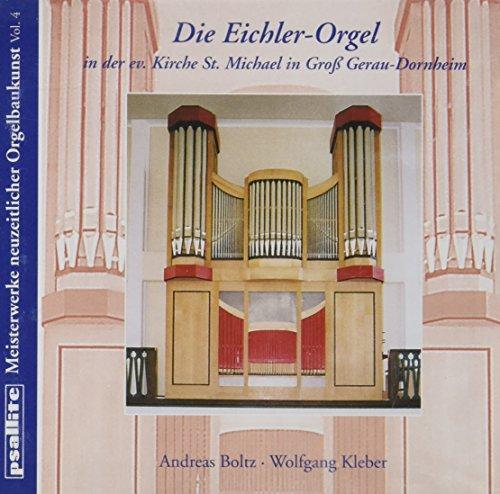 Die Eichler-Orgel St.Michel Groß Gerau-Dornheim