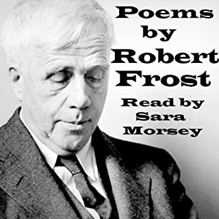 Poems of Robert Frost audiobook cover art
