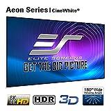Elite Screens Aeon 135' Pantalla de proyección 3,43 m (135') 16:9 - Pantalla para proyector (3,43 m (135'), 2,99 m, 168,4 cm, 16:9, Blanco)