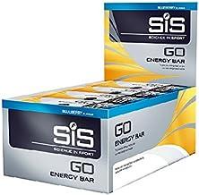 Energy bars energy bar SIS taste blueberry supplement 30 x 40 gr Estimated Price : £ 49,70