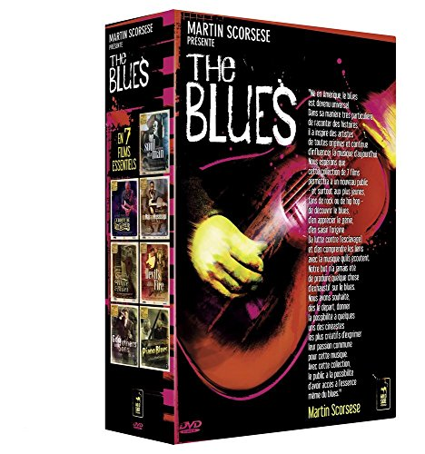Coffret intégral the blues