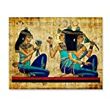 linshel Ägypten Wandkunst Leinwand Malerei Pergament