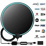 Best Indoor TV Antennas - TV Antenna, Amplified HD Digital Indoor TV Antenna Review