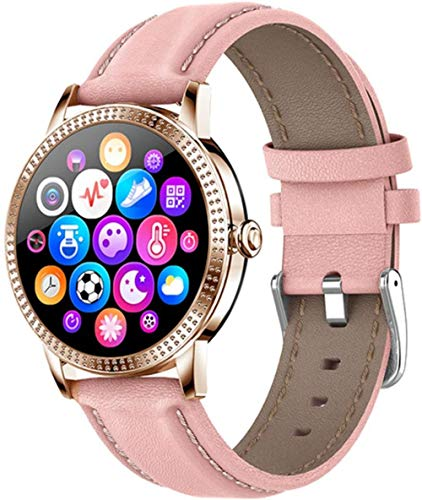Reloj inteligente 2021 Smartwatch Hombres s Y Mujeres s Impermeable Deportes Fitness Pulsera para Android D