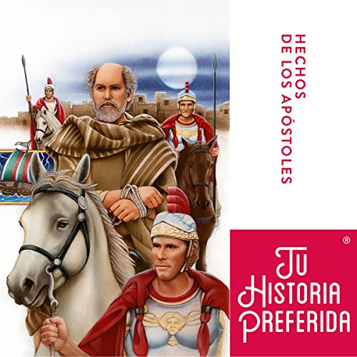 Hechos de los Apostoles [Acts of the Apostles (Texto Completo)] audiobook cover art
