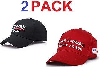 655269b35 Make America Great Again Hat [2 Pack], Donald Trump 2020 Hat USA MAGA