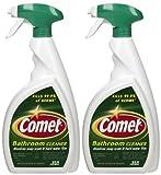Comet Bathroom Cleaner Spray - 32 oz - 2 pk...