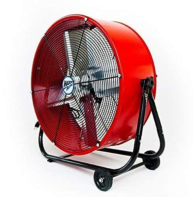 Maxx Air | Industrial Grade Air Circulator for Garage, Shop, Patio