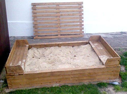 lidl sandkasten aufbauanleitung