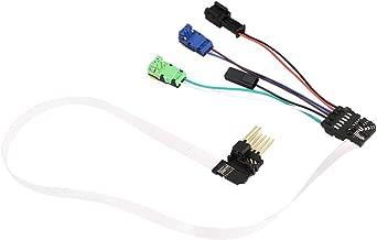Cable de resorte de reloj, Juego de reparación Cable de espiral de resorte de reloj WIRE para MK ll 2002-2016 8200216462