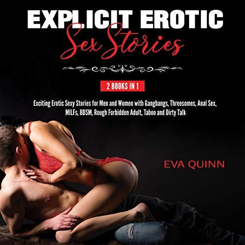 Explicit Erotic Sex Stories: 2 Books in 1 cover art