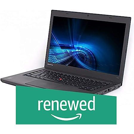(Renewed) Lenovo Thinkpad Intel Core i5 14-Inch (35.56 cms) 1366x768 Laptop (8 GB/500 GB/Windows 10/Intel HD Graphics/Black/2.20 Kg), T440
