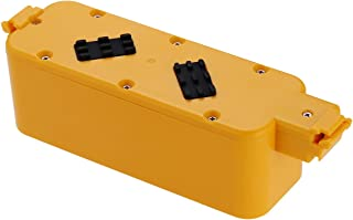 Powerextra 14.4v 3000mAh Battery Compatible with Roomba 400 405 410 415 416 418 4000 4100 4105 4110 4130 4150 4170 4188 42...