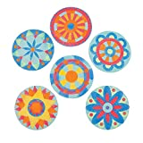 Mandala Sand Art Pictures - Crafts for Kids and Fun Home Activities