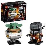LEGO Star Wars TM - Il Mandaloriano e il Bambino Set di Costruzioni per Bambini, 10 anni+, 75317