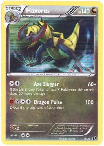 Pokemon - Haxorus (16) - Dragon Vault - Holofoil